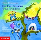 CD: The Four Seasons -Vivaldi for children